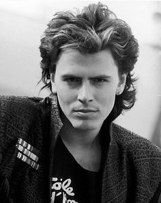 Mu sweet John Taylor- long ago..... Oh how I would dream about that face......