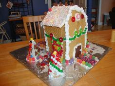 Our Unschooling Journey Through Life: Deck the Halls Movie Themed Day