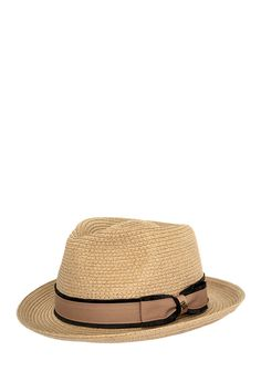 254f65bad62 Peter Grimm Headwear - Fabrian Fedora is now 43% off. Free Shipping on  orders