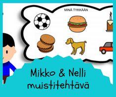 Ajattelutaito ja muisti Language, Comics, Fictional Characters, Languages, Comic Book, Comic, Comic Books, Graphic Novels