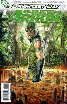 Green Arrow (2010 3rd Series DC) 1A