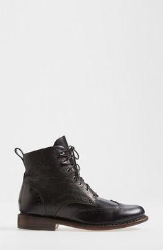 rag & bone 'Cozen' Wingtip Boot (Women) | Nordstrom