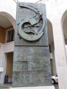 Universita di Padua ( palazzo di Bo) where Galileo and Gabriele Fallopio ( whom Fallopian tube was named after) used to teach.