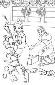 Disney coloring page Detailed Coloring Pages, Fall Coloring Pages, Free Adult Coloring Pages, Coloring For Kids, Coloring Books, Barbie Coloring Pages, Disney Princess Coloring Pages, Disney Princess Colors, Disney Colors