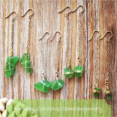 www.etsy.com/shop/dawnaleejewelry  Handmade jewelry made in Hawaii Follow @dawnaleejewelry on Instagram!
