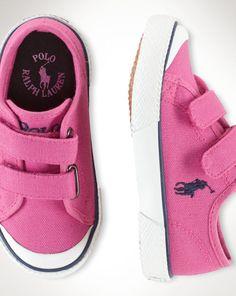 Canvas Chaz EZ Sneaker - Toddler Sale - RalphLauren.com