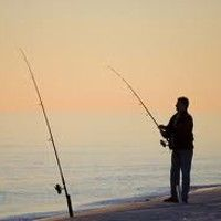 Surf Fishing Equipment