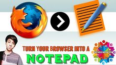 Turn Your Browser Into A Notepad | The Great Indian Tech | Piyush Singh