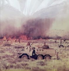Army Vehicles, Armored Vehicles, Once Were Warriors, Airborne Ranger, Army Day, Defence Force, Artwork Pictures, Afrikaans, Cold War