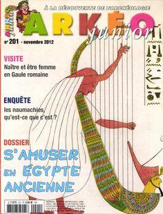 Abonnement Arkéo Junior | Abonnement magazine par Toutabo.com