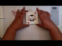 Goodie , Swap , Blumige Verpackung mit dem Envelope Punch Board , Stampin´ Up! Produkte - YouTube