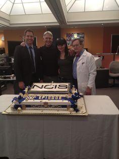NCIS Cast 200th episode!