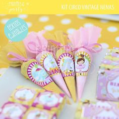 Circus / Carnival Birthday Party Ideas | Photo 10 of 21 | Catch My Party
