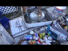 Storing Metal and Scrapping Metals For Money - YouTube