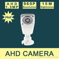 Best Security 1/2.7' CMOS 1.3MP AHD Camera 960P Waterproof With MSCG Glass Security Camera Online with $43.74/Piece on Yarsorcctvcamera's Store | DHgate.com