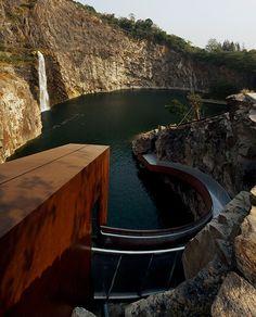 *채석정원 [ THUPDI & Tsinghua University, Beijing ] Quarry Garden in Shanghai Botanical Garde :: 5osA: [오사]