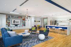 capital office interiors. staff kitchen u0026 lounge at fort capital office interior design by ssdg interiors inc