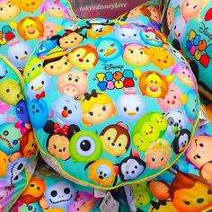 Tsum Tsum pillows