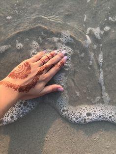 #henna #tattoo #idea #hand