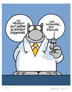 Ces 15 dessins d crivent beaucoup trop bien les infirmi res infirmi re pinterest les - Dessin infirmiere humoristique ...