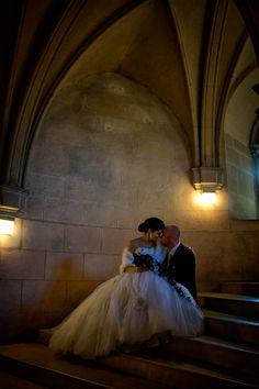 Bojnice - svadobné fotky