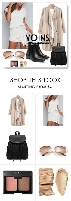 """""""// YOINS // 3/30"""" by lightstyle ❤ liked on Polyvore featuring Charlotte Russe and FratelliKarida"""