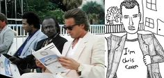 I Was On Miami Vice | Take The Patience