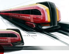 "Check out new work on my @Behance portfolio: ""Gatwick Express 442 Facelift"" http://on.be.net/1JfaK2B"