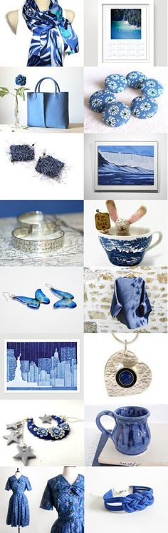 Take the blue of the sea! by Natasha on Etsy--Pinned with TreasuryPin.com
