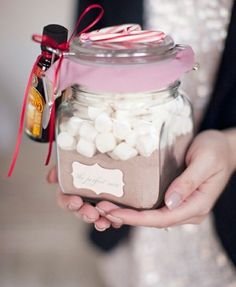 65 Amazing Homemade Christmas Gifts- love this list! Pretty much every kind of tutorial for homemade gifts imaginable. Inexpensive Christmas Gifts, Diy Christmas Presents, Christmas Gift For You, Homemade Christmas Gifts, All Things Christmas, Homemade Gifts, Holiday Gifts, Christmas Crafts, Christmas Holidays