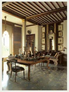 - Modern Rustic Home interior Living Rooms - Spanish Home interior Bedrooms Teak Garden Furniture, Tropical Furniture, Tropical Interior, Home Interior, Interior Styling, Interior Design, Resort Interior, Feng Shui, Indonesian Decor