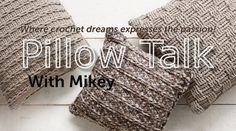 Crochet Pillow Patterns