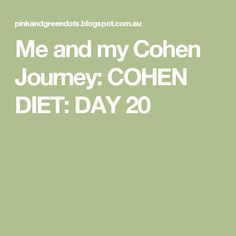 It's my DAY Time flies so fast. Cohen Diet Recipes, Thats Not My, Cooking Recipes, Journey, Feelings, Eat, Chef Recipes, The Journey