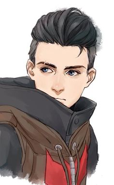 Kinda looks like yuuri lmao