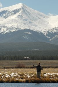 Fly Fishing in Colorado-- great website for sources to gear, equipment, guides, and more