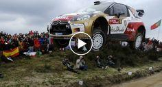 Os Mais Loucos Momentos Do WRC Em 2016