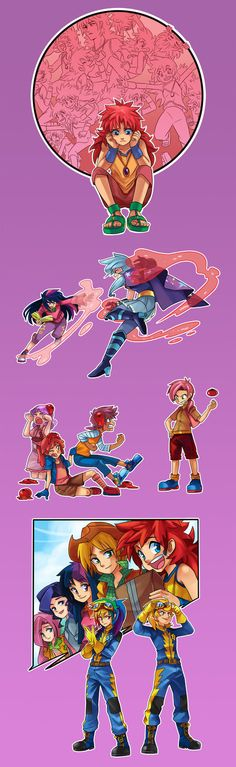 MLP- 3rd Season Episodic Illustrations by Sapphire1010 on DeviantArt