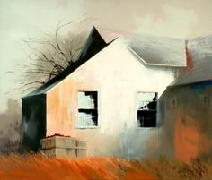 Paul Stone An artist for over 40 years, Paul Stone is known for his vibrant depictions of the Vermont landscape. Watercolor Landscape, Landscape Art, Landscape Paintings, House Paintings, Stone Painting, Painting & Drawing, Watercolor Paintings, Watercolours, Monuments