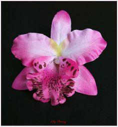 fleur artificielle petite marguerite blanche barrette cheveux x1