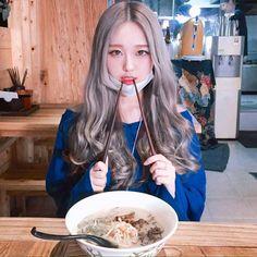 Znalezione obrazy dla zapytania korean girl tumblr