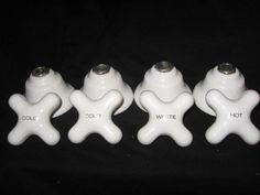 Beau Four SPEAKMAN SHOWER FAUCETS Porcelain 1920u0027s Bathroom By Jimmtyre, $40.00  Towel Hooks In Master Bath