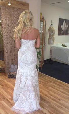 Ines Di Santo- Amour Dress. My dream dress!