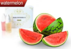 Blaze eLiquid Watermelon Flavor - Who says that Watermelon is only for Fourth of July?  Not Blaze eCigs when it's matched up with a palate cleansing taste of this eLiquid.  An eLiquid flavor for those who want a refreshing taste that isn't sweet and still allows for the satisfaction of a regular cigarette. High nicotine content Contains 15 ml of liquid A burst of freshness is here! Check it out here: http://www.blazecig.com/watermelon-e-liquid #electroniccigarette #electronicecig