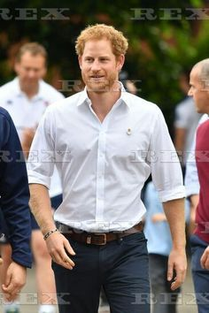 Prince Harry visits RFU Community Rugby Programme, Stockport, UK - 21 Jun 2016  Prince Harry 21 Jun 2016