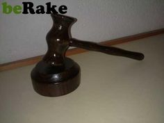 http://artedecoracion.berake.com: Vendo Martillos de juez barnizado en color nogal...