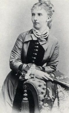 Her Royal Highness Princess Albrecht of Saxe-Altenburg née Her Royal Highness Princess Marie of Prussia Princess Victoria, Queen Victoria, Adele, German Royal Family, Kingdom Of The Netherlands, English Royalty, Royal House, Prince And Princess, Crests