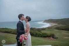 Rainy day for a dramatic sky! I love shooting rainy day weddings. #MontaukWedding #WeddingPhotographyNYC