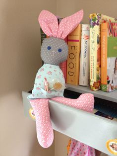 Easter Bunny - she's a cutie! My little granddaughter loves pink and bunnies, so she'll love this, I'm sure :) http://easter.holidayshoppingnews.com/take-a-break-celebrate-with-a-fabulous-easter-weekend/