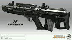 BEHRING-CQB