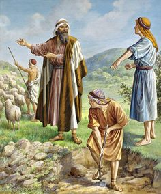 Genesis 26: Isaac the Peacemaker